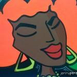 Lola - 2008 - 14×20″ - Acrylic on Canvas